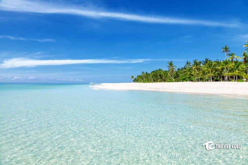 cebu tour package beach